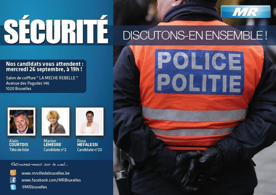 Rencontre et Discussion sur le thème de la SECURITE Sans-titre